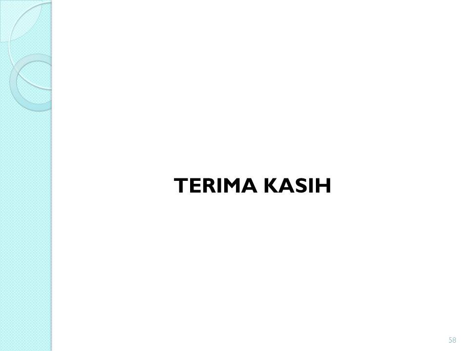 TERIMA KASIH 58