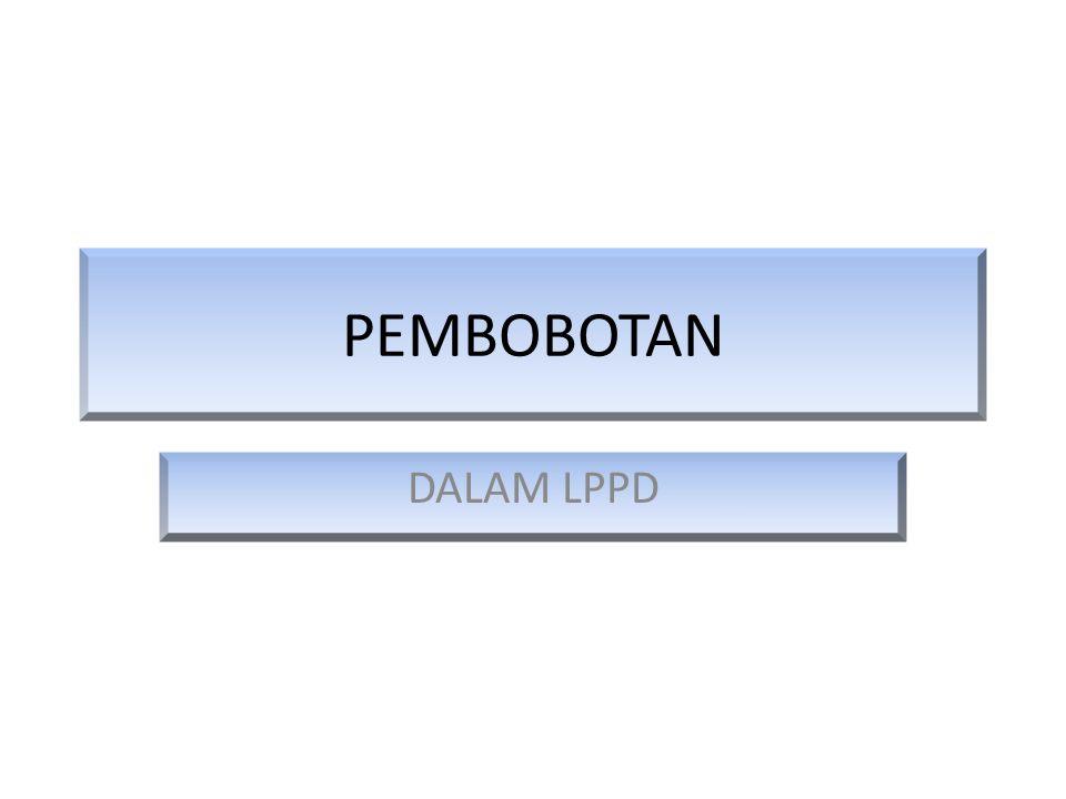 © 2010 BPKP www.bpkp.go.id EVALUASI KINERJA PENYELENGGARAAN PEMERINTAHAN DAERAH (EKPPD) Oleh: Ivan PFA BPKP PUSAT Disampaikan di Semarang, 28 April 2016