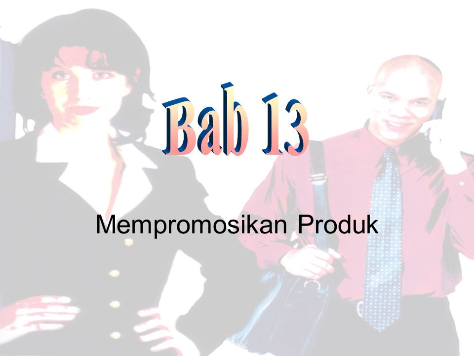Mempromosikan Produk