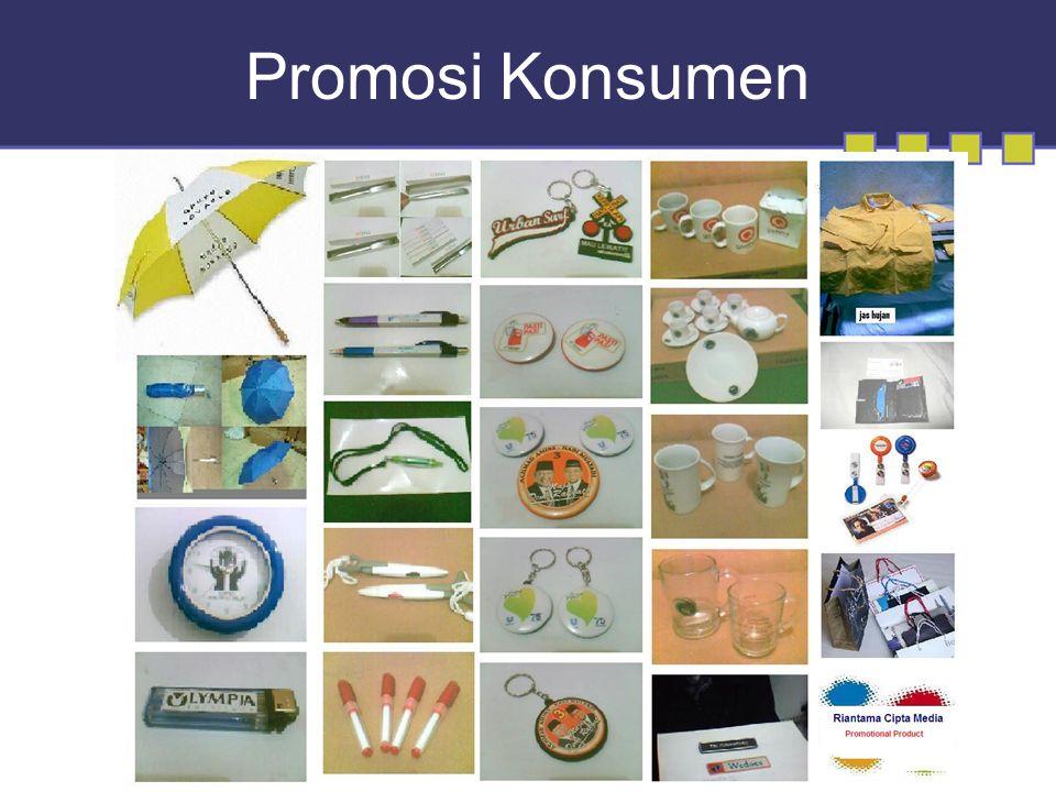 Promosi Konsumen