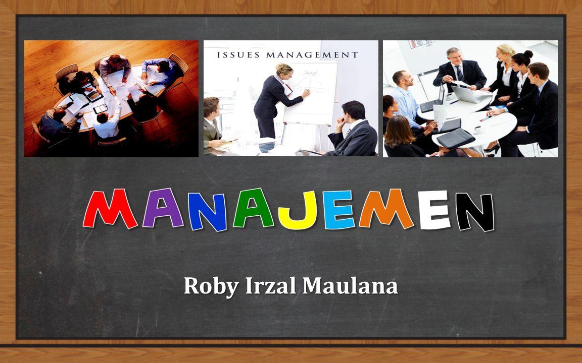 Roby Irzal Maulana