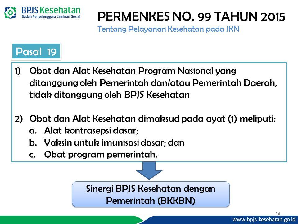 www.bpjs-kesehatan.go.id 14 PERMENKES NO.