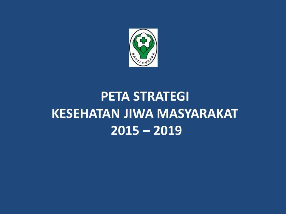 ISU-ISU STRATEGIS KESWA 2015 1.Memberikan perlindungan dan menjamin upaya/pelayanan kesehatan jiwa berdasarkan HAM – Secara terintegrasi dan berkesina