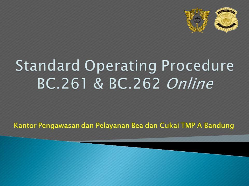 Kantor Pengawasan dan Pelayanan Bea dan Cukai TMP A Bandung