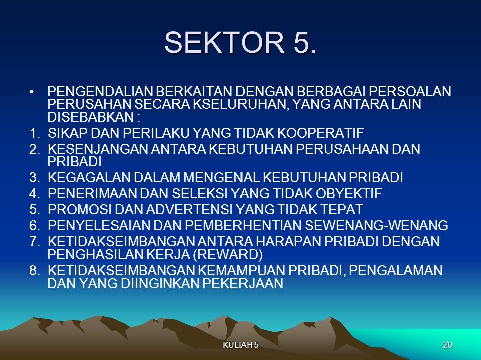 SEKTOR 5.