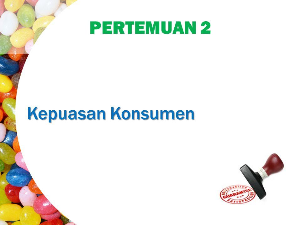PERILAKU KONSUMEN Maya Dewi Savitri, M.Si.
