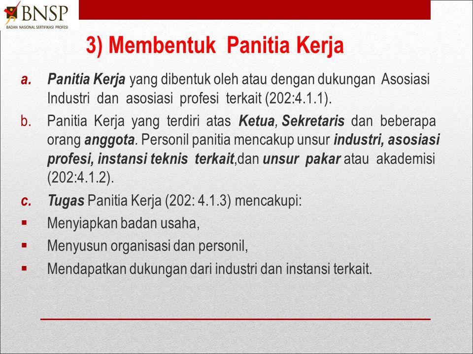 2) Lakukan apresiasi/sosialisasi kepada stakeholders