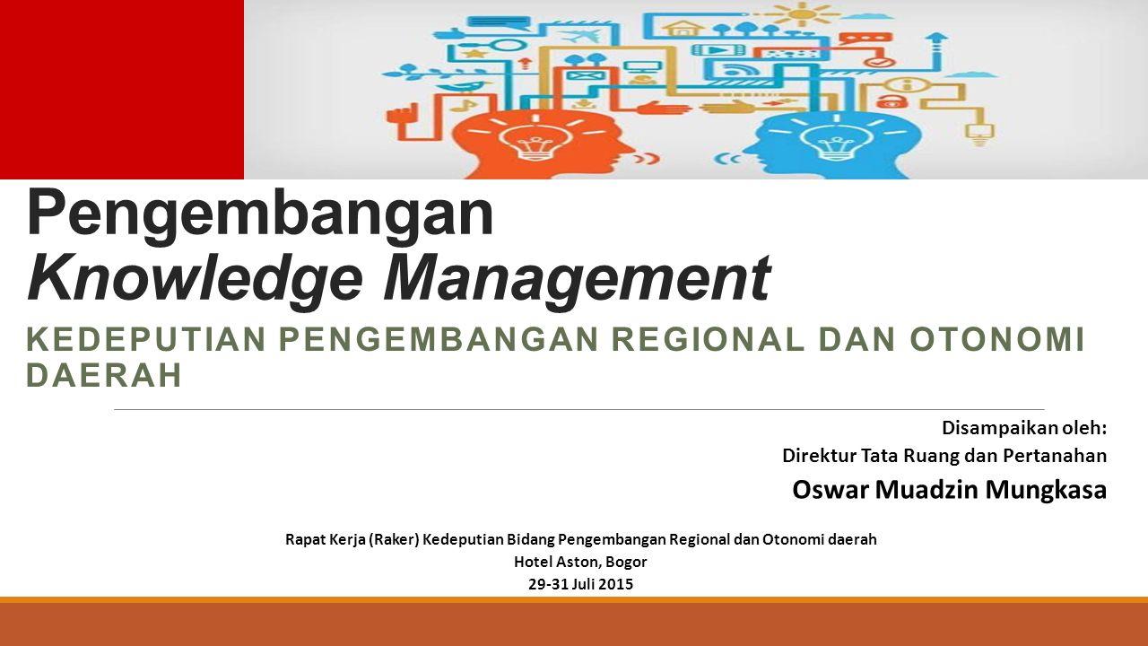 Knowledge Management PENGENALAN