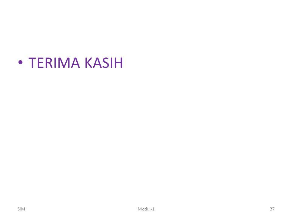 TERIMA KASIH SIMModul-137
