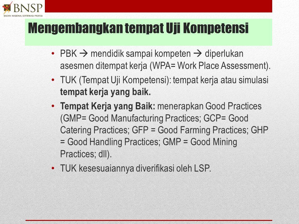 Langkah membangun LSP Pihak 1 Pendidikan a.Memastikan komitmen manajemen untuk membangun mengorganisasikan kelembagaan sertifikasi profesi  SK pendir