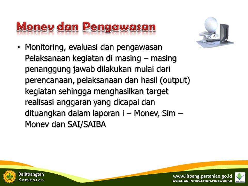 Dalam mendukung upaya pencapaian visi dan misi BPTP Jambi maka harus didukung dengan Pengelolaan Keuangan yang akuntabel, transparan, tertib, efisien dan dapat dipertanggung jawabkan Dalam mendukung upaya pencapaian visi dan misi BPTP Jambi maka harus didukung dengan Pengelolaan Keuangan yang akuntabel, transparan, tertib, efisien dan dapat dipertanggung jawabkan Pengelolaan anggaran di BPTP Jambi dilaksanakan sesuai dengan ketentuan perundang – undangan yang berlaku dan ditindak lanjuti secara operasional melalui SK Kepala Balai dan SOP Pengelolaan Anggaran.