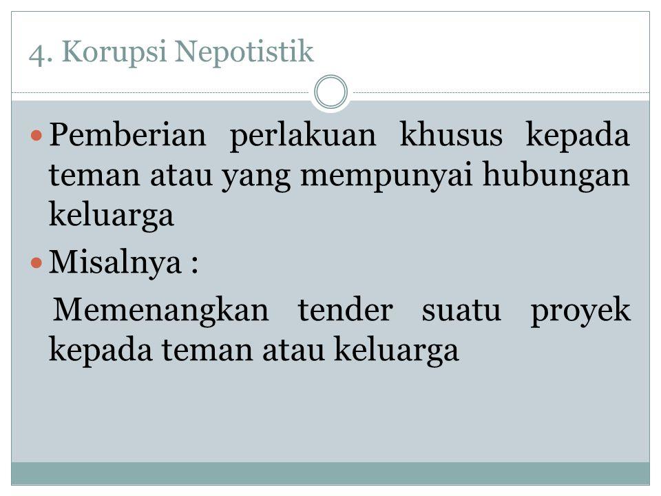 KELEMBAGAAN ANTI KORUPSI 1.BPK ( BADAN PEMERIKSA KEUANGAN ) 2.MAHKAMAH AGUNG 3.KEJAKSAAN AGUNG 4.KEPOLISIAN REPUBLIK INDONESIA 5.KPK ( KOMISI PEMBERANTAS KORUPSI ) 6.KPKPN ( KOMISI PEMERIKSA KEKAYAAN PEJABAT NEGARA 7.TIMTASTIPIKOR 8.OMBUDSMEN NASIONAL / DAERAH 9.LSM ( LEMBAGA SWADAYA MASYARAKAT ) 10.ORGANISASI MASYARAKAT ( ORMAS ) 11.TOKOH MASYARAKAT / AGAMA 12.CENDEKIAWAN ( PAKAR,PARA AHLI ) 13.GERAKAN ANTI KORUPSI MASYARAKAT