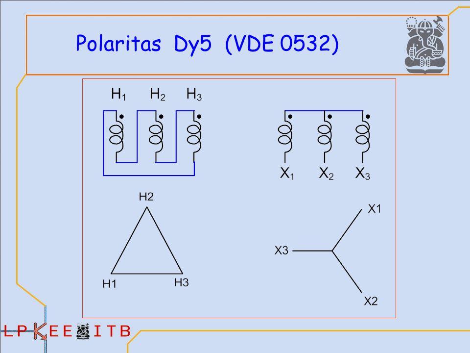 Polaritas Dy5 (VDE 0532)