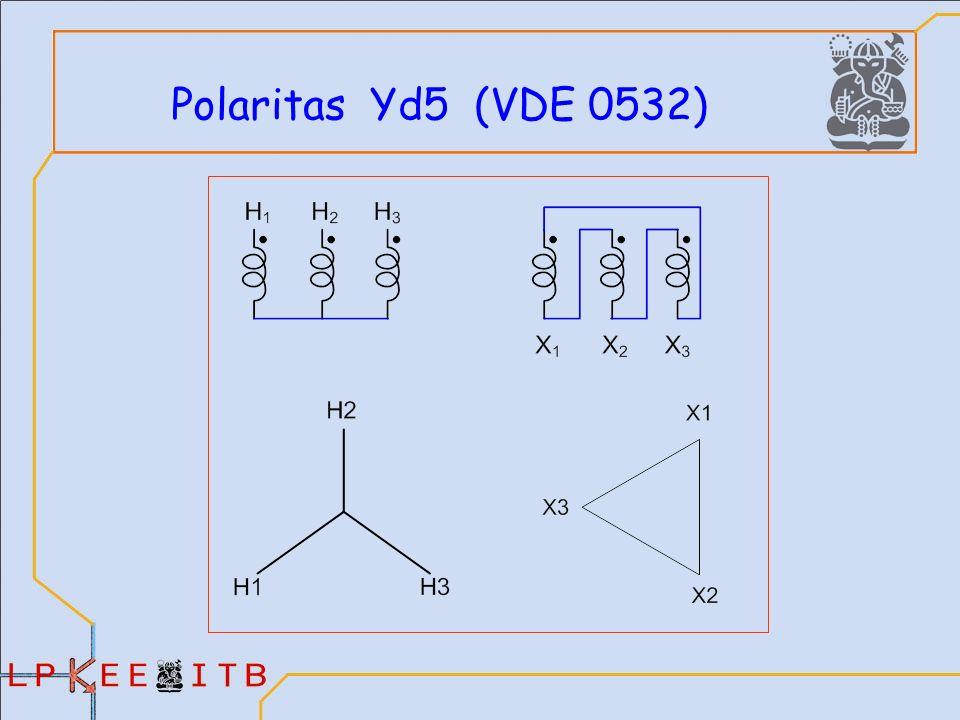 Polaritas Yd5 (VDE 0532)
