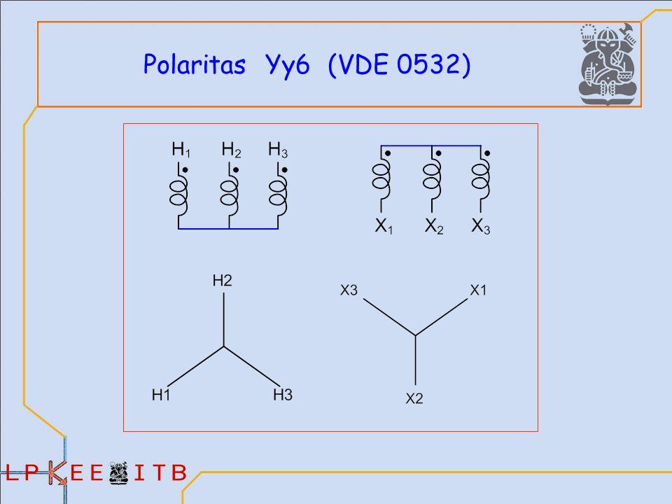 Polaritas Yy6 (VDE 0532)