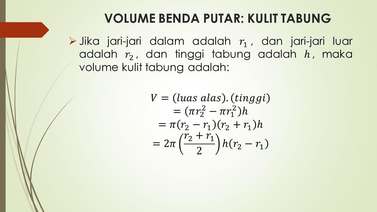 Penyelesaian: (a)