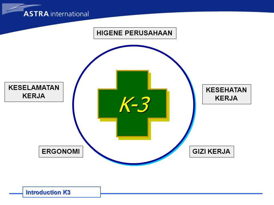 Keselamatan & Kesehatan Kerja Pastikan keadaan selamat dan sehat setiap saat PT.