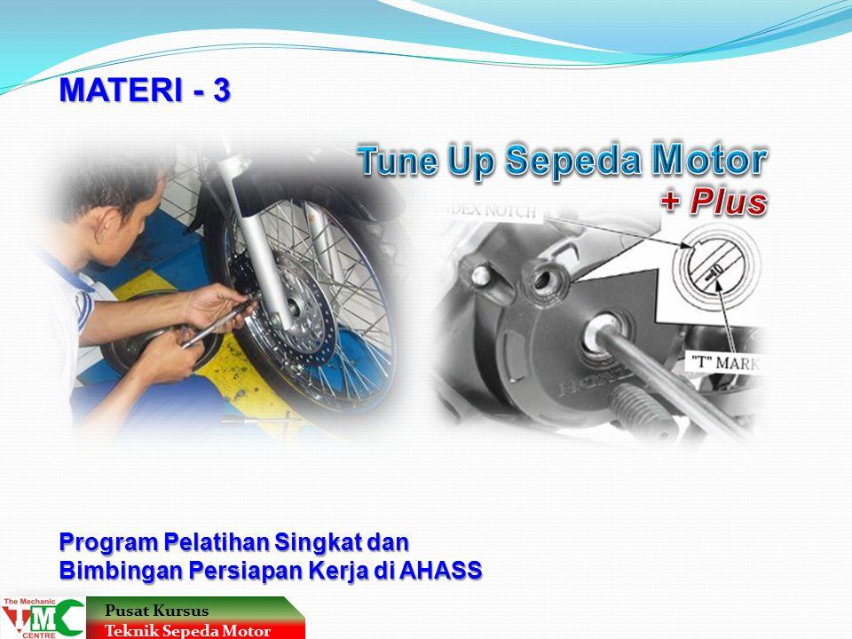 Pusat Kursus Teknik Sepeda Motor 1 Program Pelatihan Singkat dan Bimbingan Persiapan Kerja di AHASS MATERI - 3