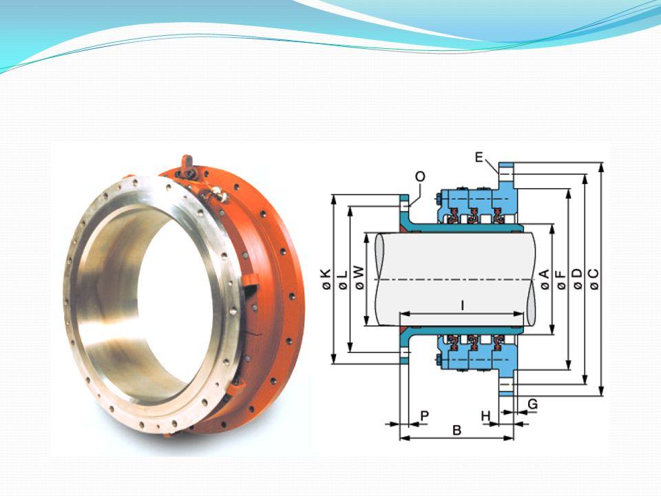 B. STERN TUBE GUARD untuk kapal L  125 m Lebar = (1.4L) + 90 Tebal = (1.6L) + 1.5