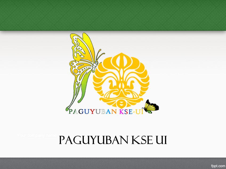 PAGUYUBAN KSE UI