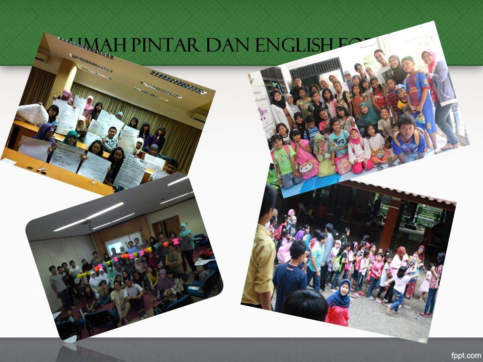 RUMAH PINTAR DAN English For Kids