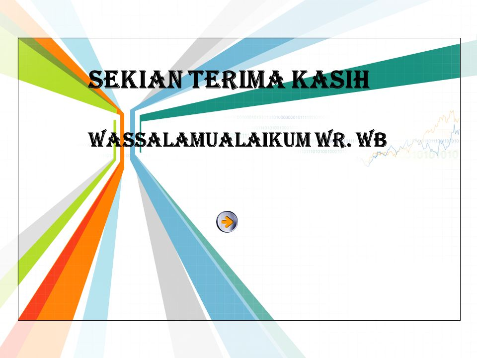 L/O/G/O www.themegallery.com SEKIAN TERIMA KASIH WASSALAMUALAIKUM WR. WB