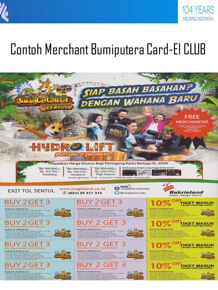 Contoh Merchant Bumiputera Travel