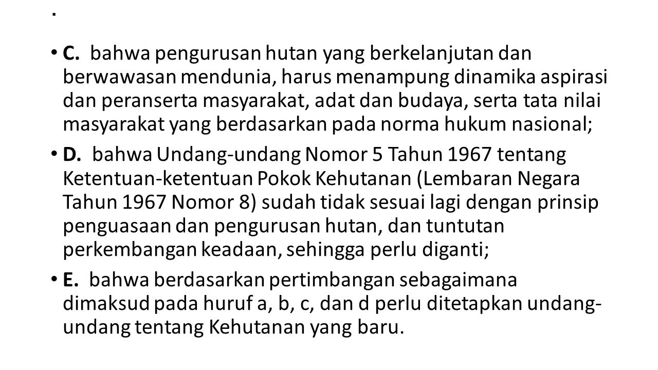 Mengingat : 1.