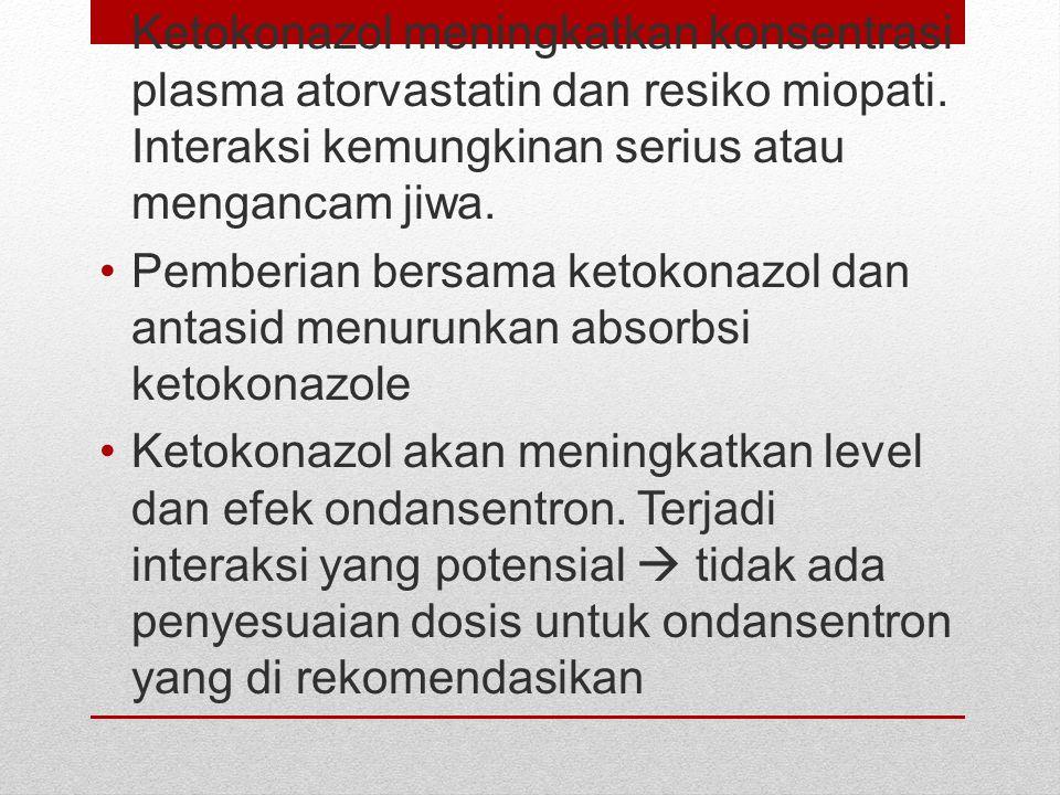 Masalah Pengobatan Metformin – Beta blocker (Bisoprolol nefifumarat ) –Toleransi glukosa terganggu –Peningkatan frekuensi atau keparahan hipoglikemik