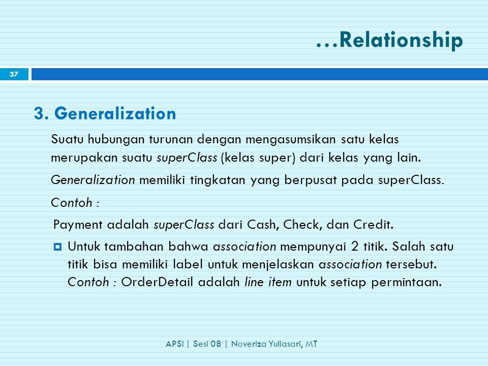 …Relationship 3.