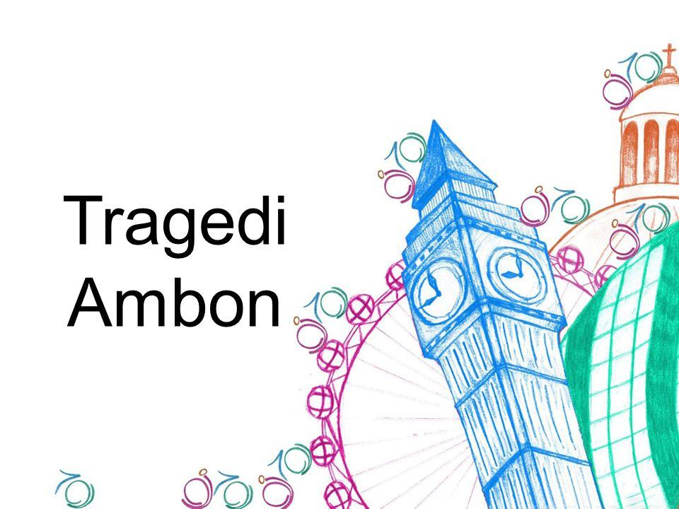 Tragedi Ambon