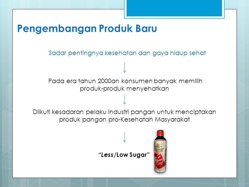 Bagi konsumen yang sedang mengurangi asupan gula Teh botol Sosro Less Sugar kemasan botol PET 450 ml dan kotak 250 ml