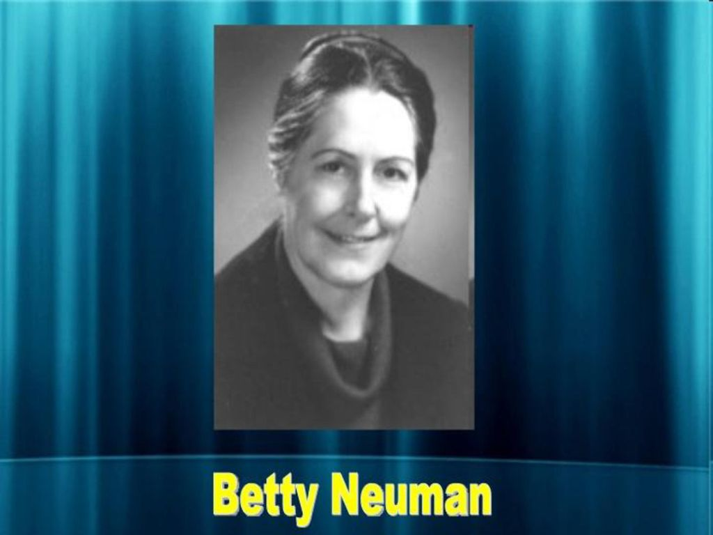 betty neumans systems model Neuman systems model trustee group records - page 5 - biography/history founded in 1988 by betty m neuman, the neuman systems model trustees group, inc.