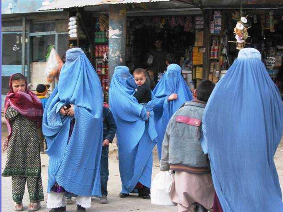 Ketika tentara Taliban merebut Kabul 27 September 1996, mereka menekan hak dasar para wanita, merebut hak mereka untuk belajar dan mengurung mereka di