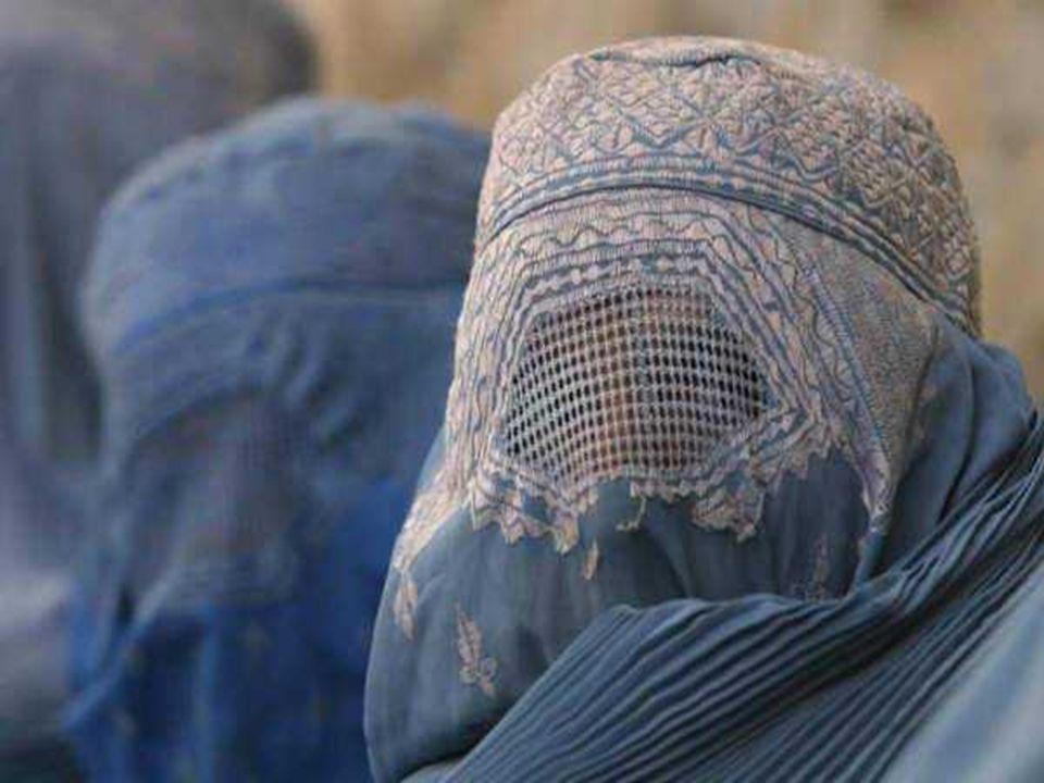 Saya bermimpi mengenai penderitaan banyak wanita yang ditutupi di Afghanistan, Palestina, Moroko, dan Afrika bisa dihapus dan keadilan berkuasa di seluruh negara di mana sekarang wanita bisa disamakan dengan aib.