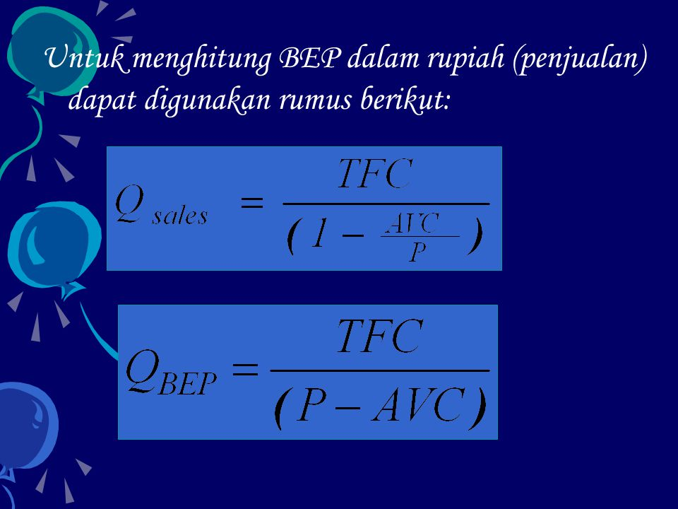 BEP TC VC TR FC