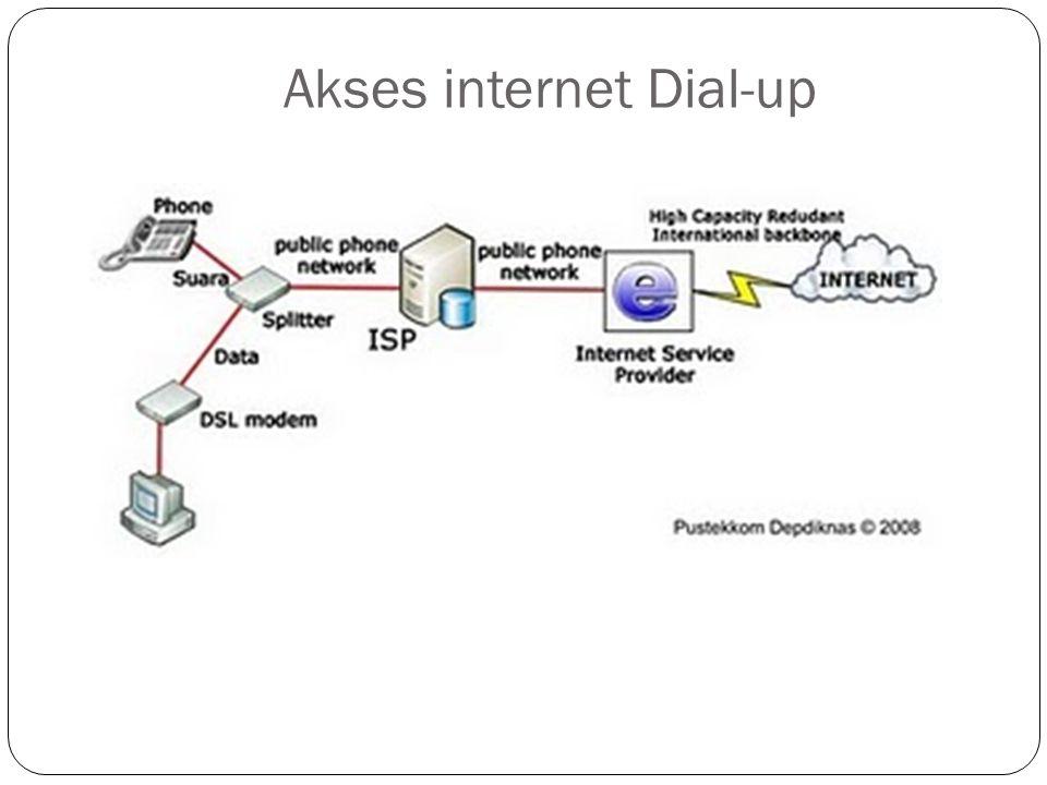 Mobil Internet  Mobile Internet yaitu penggunaan teknologi komunikasi tanpa kabel untuk mengakses informasi dari mobile device.