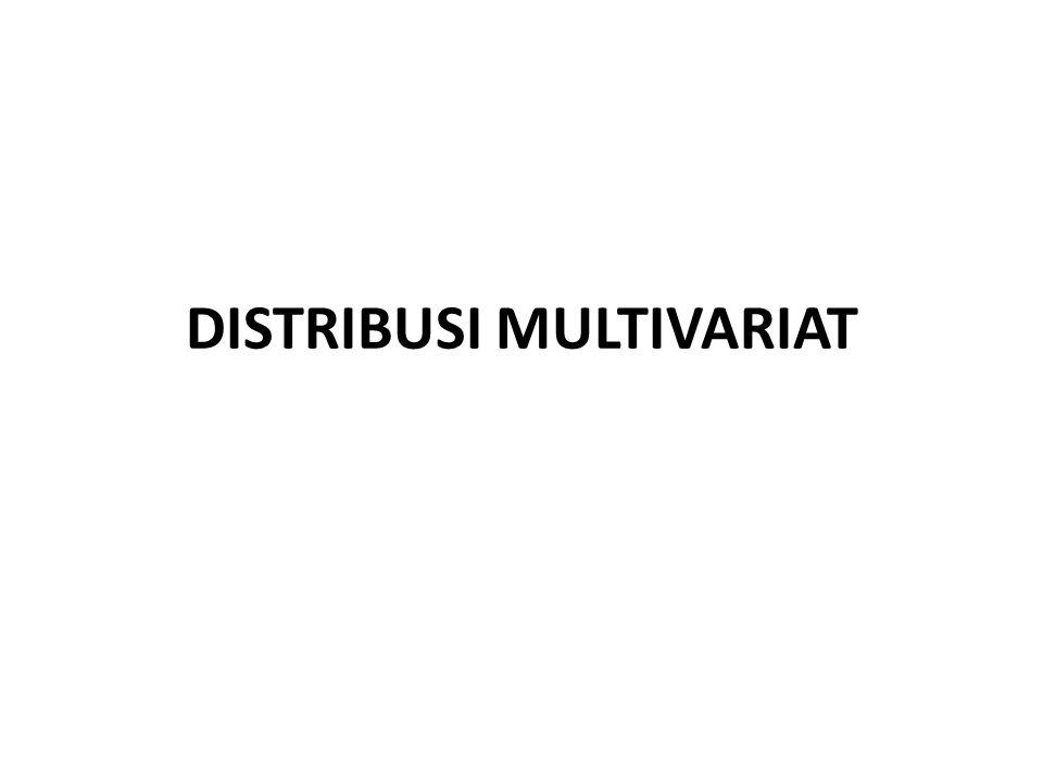 Pdf Marginal dari X 1 atau X 2 • Misalkan f(x 1,x 2 ) adalah pdf bersama dari X 1 dan X 2.