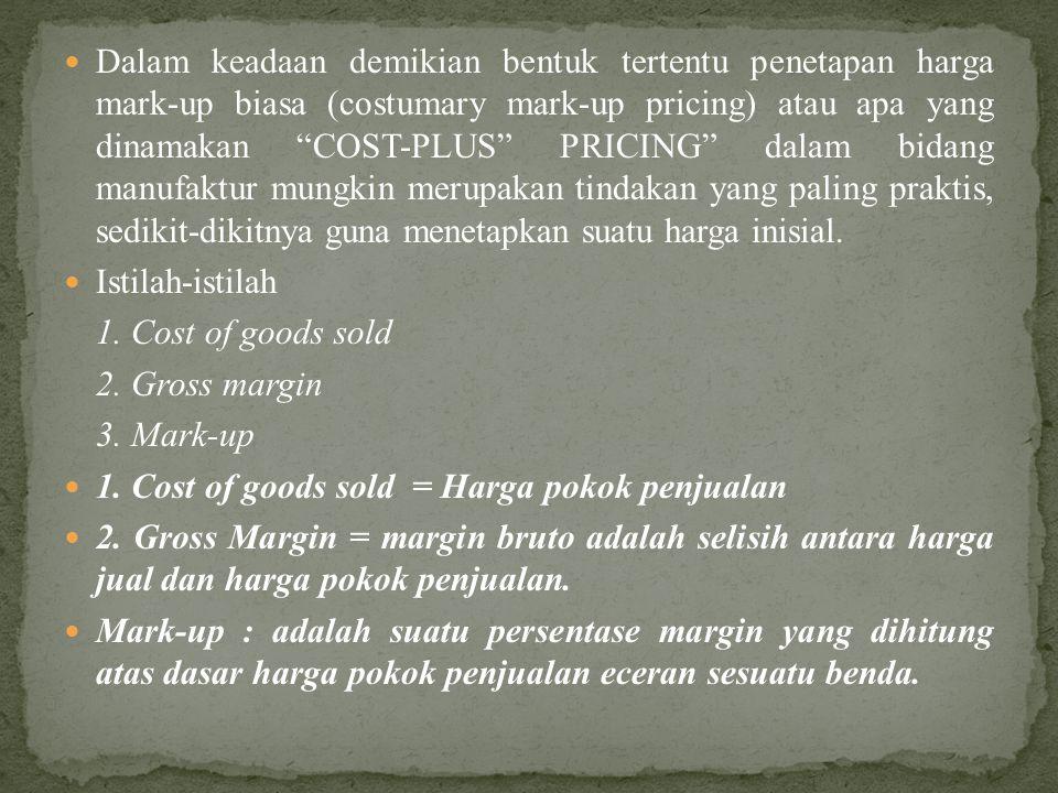  Dalam praktek dapat diketemukan macam-macam jenis discount, tetapi kebanyakan diantara mereka merupakan modifikasi-modifikasi sejumlah tipe dasar.