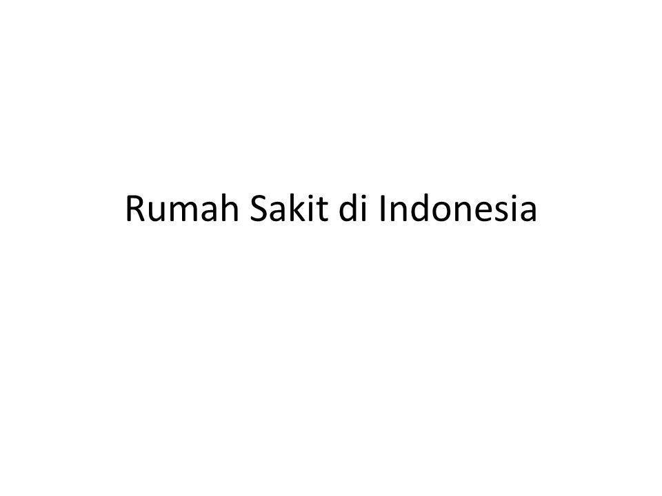 Rumah Sakit di Indonesia