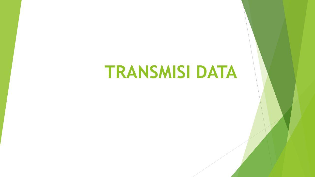 TRANSMISI DATA DIGITAL DAN ANALOG ==Data Analog dan Digital==  Data analog menerima nilai yang kontinu pada beberapa interval.