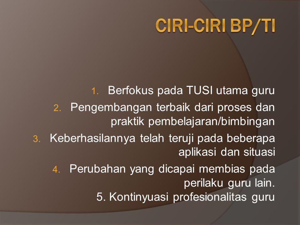 1.Keberhasilan pelaksanaan Standar Isi 2. Keberhasilan pelaksanaan Standar Kelulusan 3.