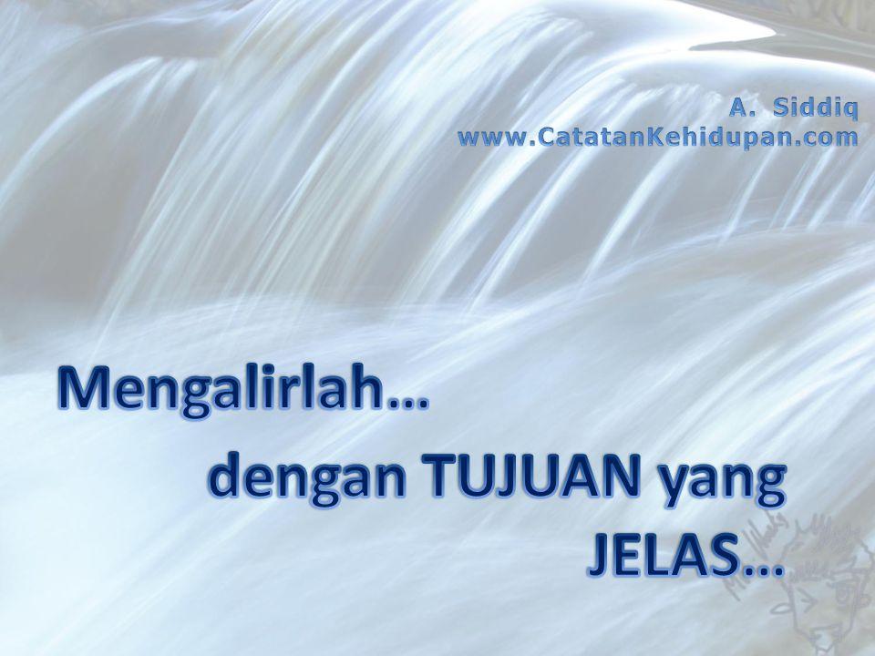 Apa yang sebenarnya kita butuhkan ??.