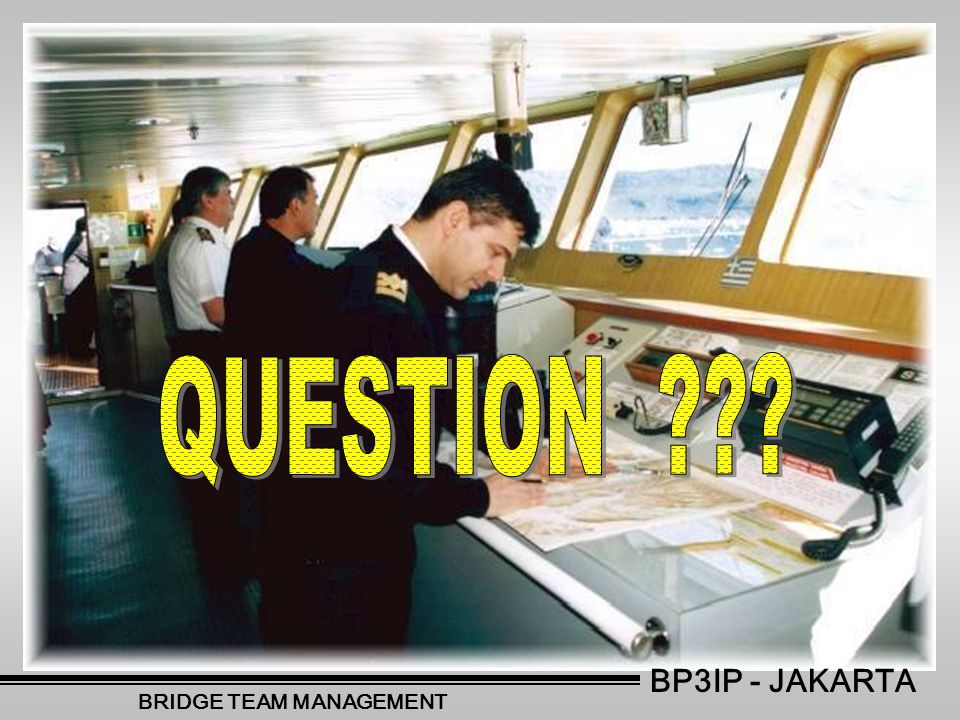 BP3IP - JAKARTA BRIDGE TEAM MANAGEMENT