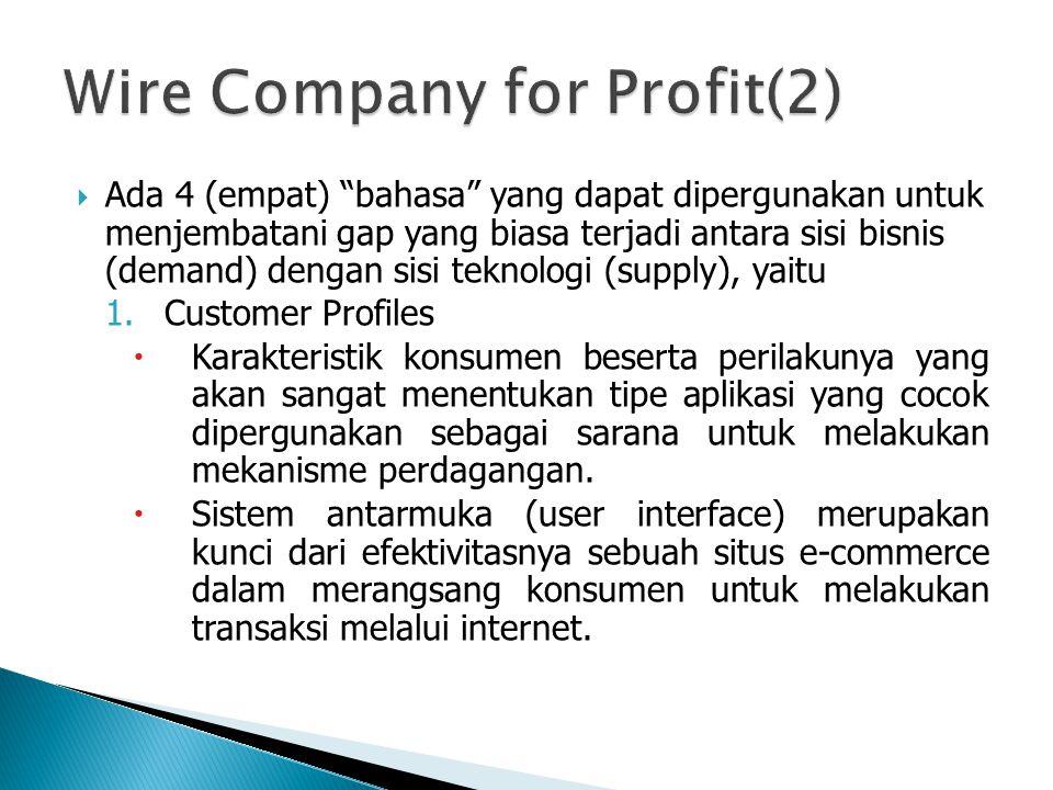 """ Ada 4 (empat) """"bahasa"""" yang dapat dipergunakan untuk menjembatani gap yang biasa terjadi antara sisi bisnis (demand) dengan sisi teknologi (supply),"""