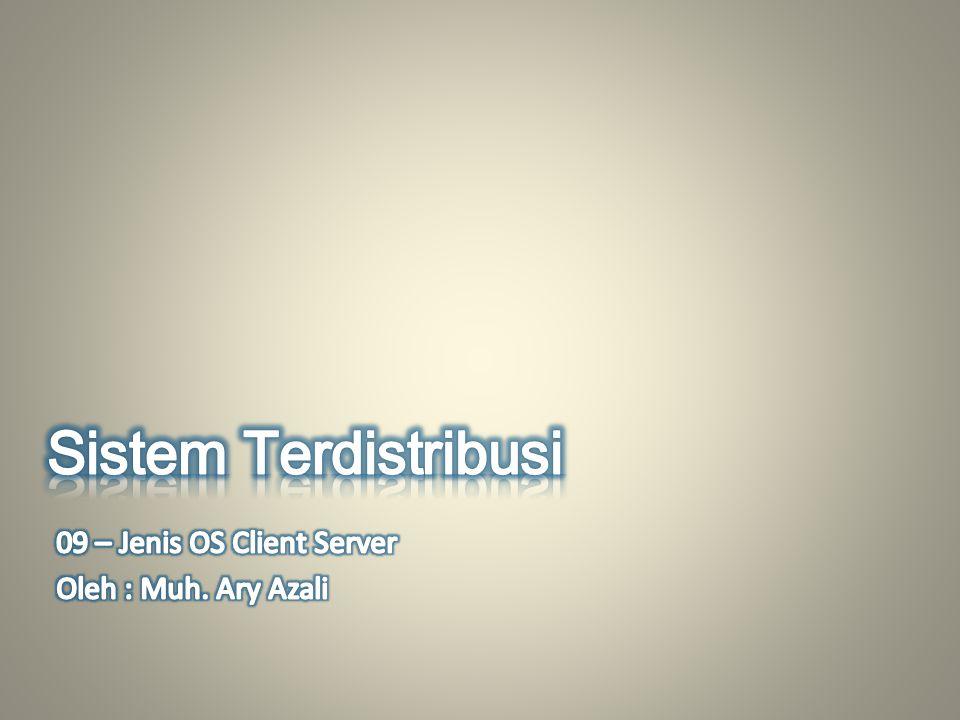 Sistem Operasi Sistem operasi adalah perangkat lunak yang berfungsi sebagai jembatan antara aplikasi dan perangkat keras di mana aplikasi tersebut dioperasikan.