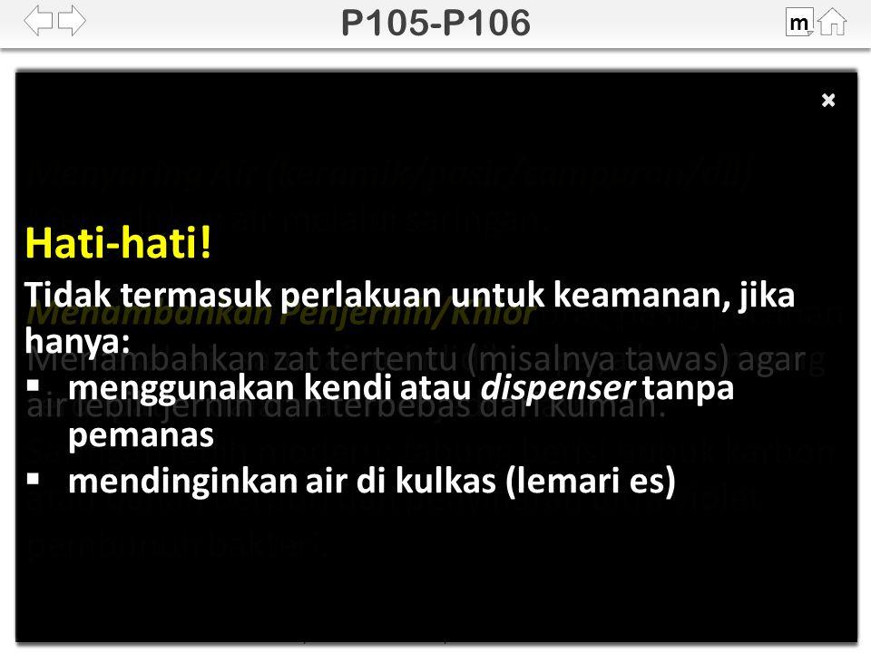 100% m Buku Pedoman: WUS hal. 43 ; PK hal. 41 ; RP hal. 41