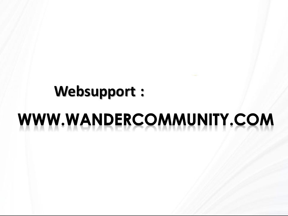 Websupport :