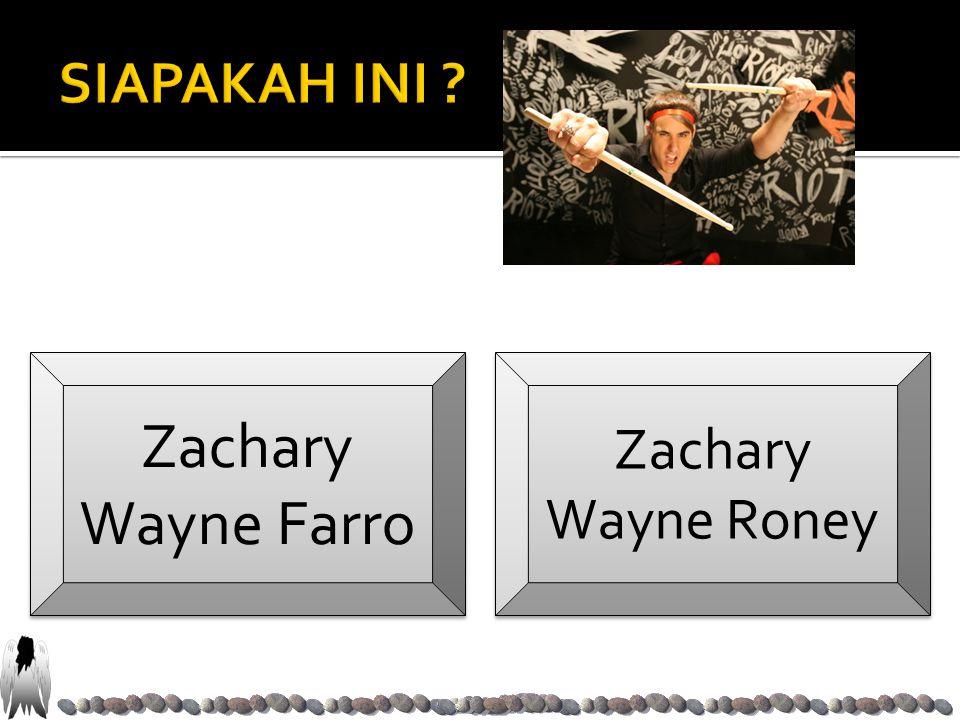 Zachary Wayne Farro Zachary Wayne Farro Zachary Wayne Roney Zachary Wayne Roney